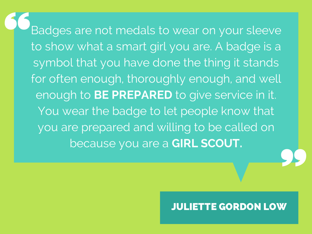 Girl Scouts Quotes Quotesgram