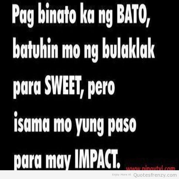 Banat Tagalog Love Quotes. QuotesGram