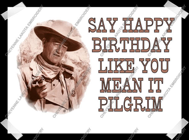 John Wayne Birthday Quotes Quotesgram