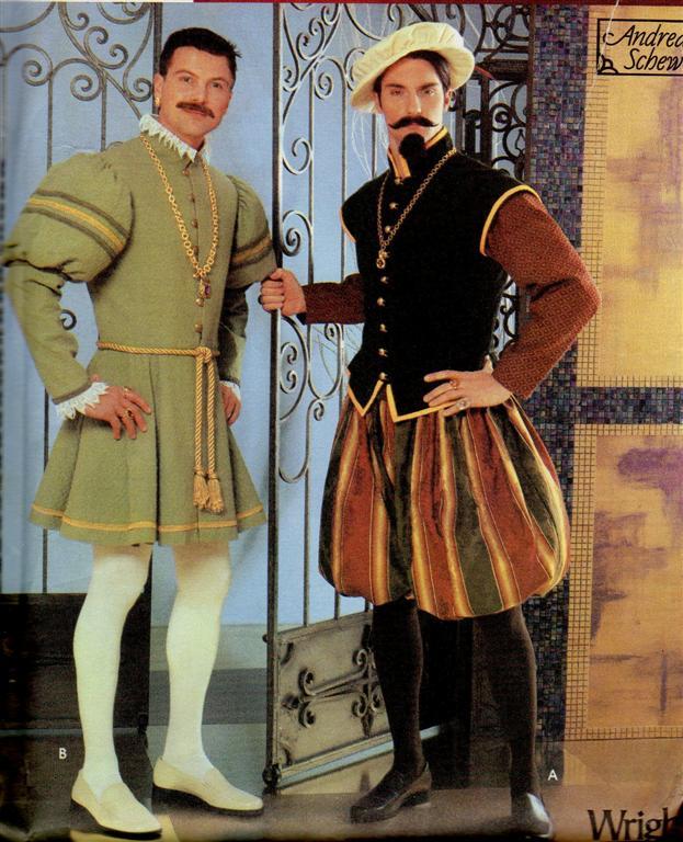 Men S Renaissance Wedding Clothing