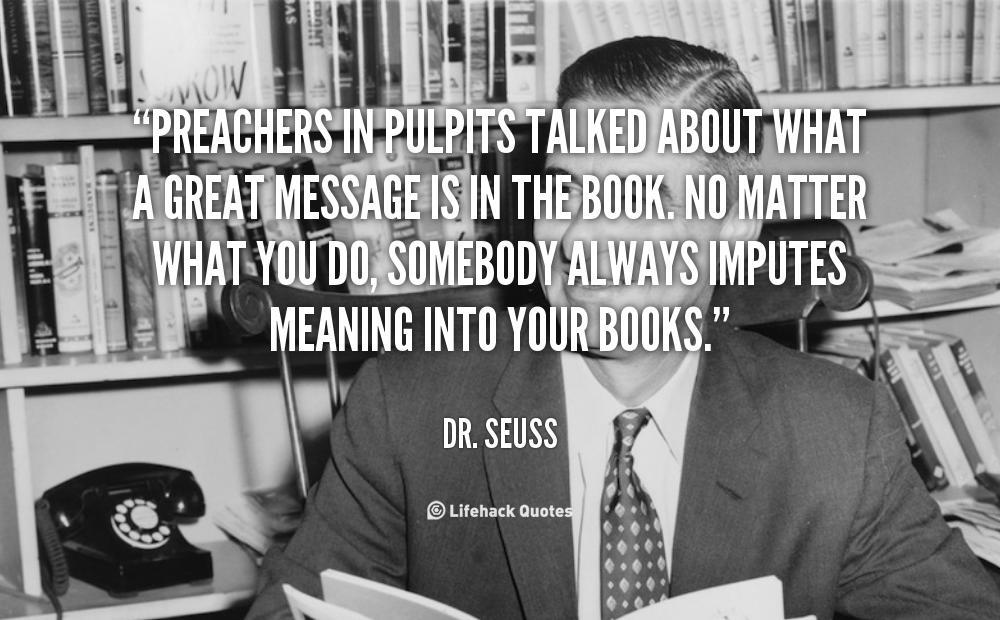 Preacher Quotes. QuotesGram
