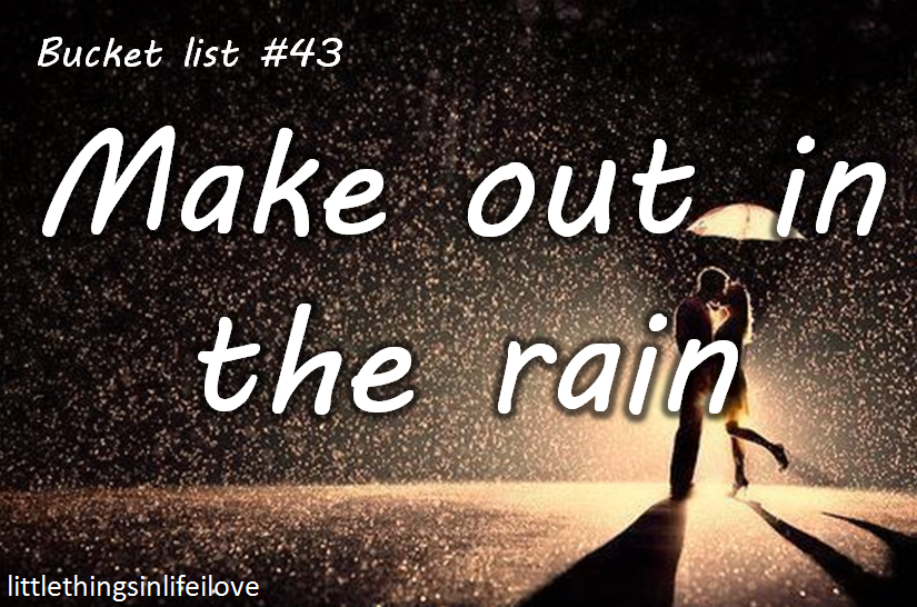 kissing in the rain quotes quotesgram