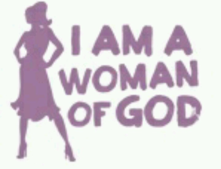 i am a woman of god quotes - photo #29