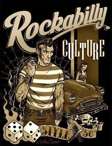 Rockabilly Bilder