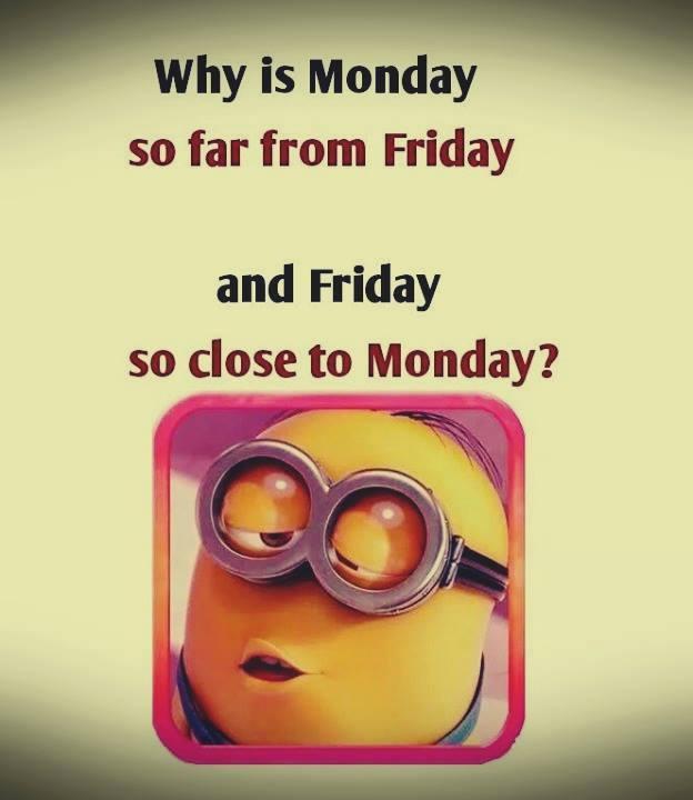 Minion Monday Quotes: Minion Friday Quotes. QuotesGram