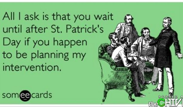 Funny Memes For St Patricks Day : Saint pattys day funny quotes quotesgram