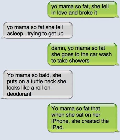 Yo Mama Quotes. QuotesGram