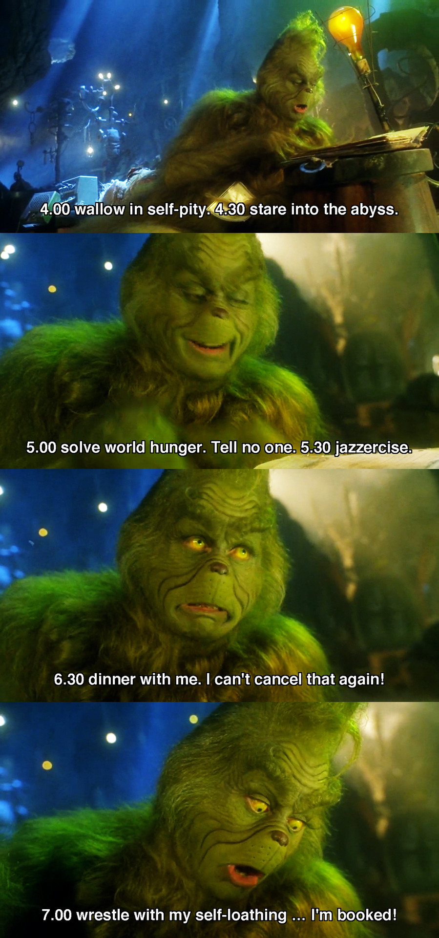 Funny Quotes From The Grinch. QuotesGram