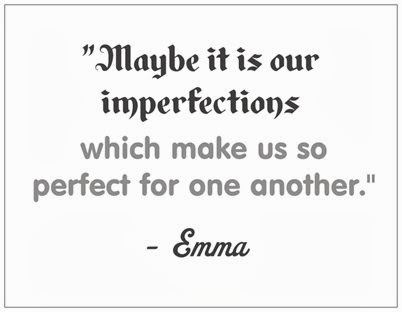 imperfection makes perfect Because it is true, were not perfect so no, it's not denial at all it's a beautiful truth and thankfully we accept that, now more than history has shown perfectly imperfect&quot perfection is subjective, though, when it comes to some godlike pe.