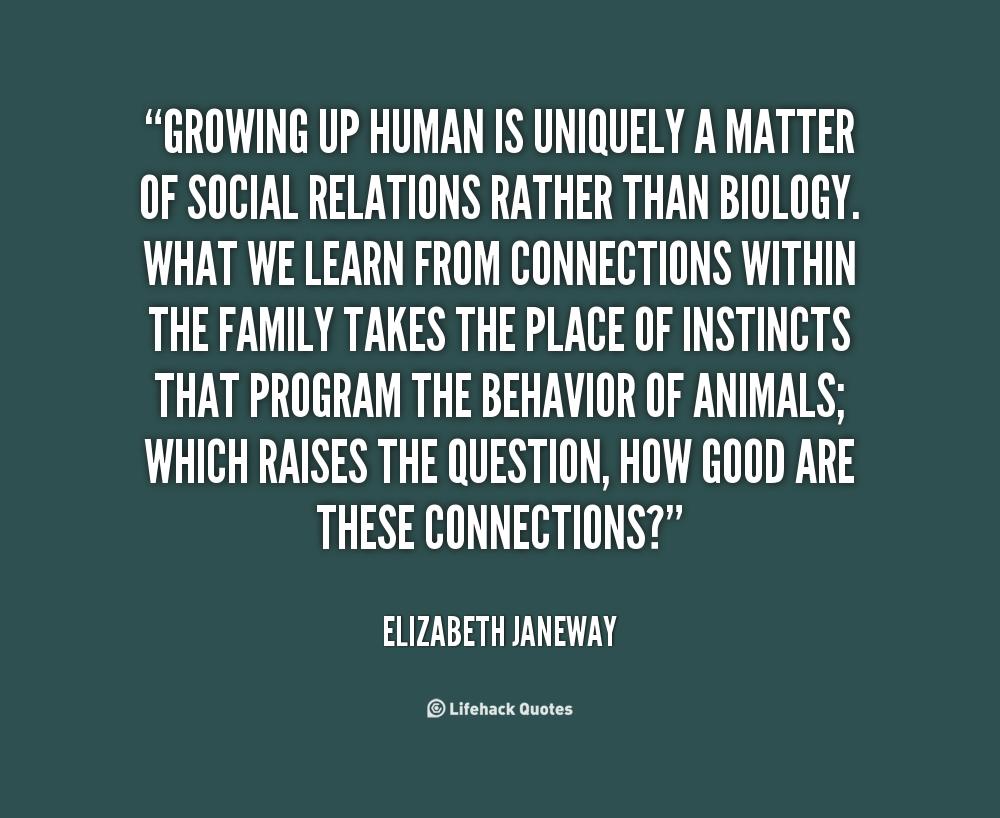 Human Behavior Quotes. QuotesGram
