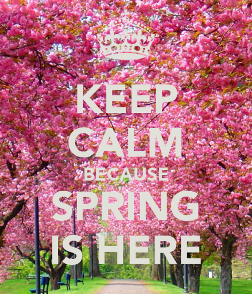 spring is here quotes quotesgram