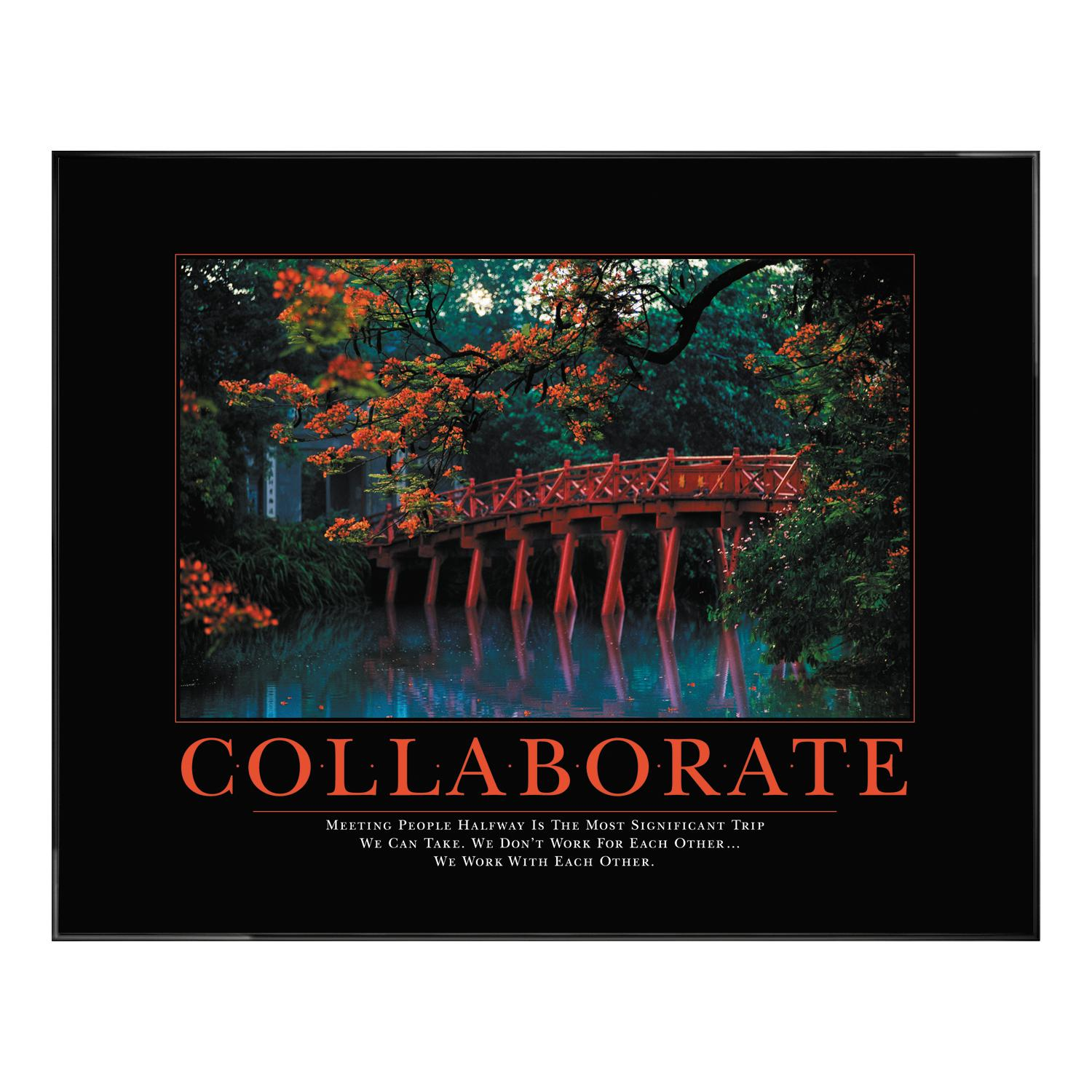 Demotivational Quotes For The Workplace Quotesgram: Inspirational Quotes On Collaboration. QuotesGram