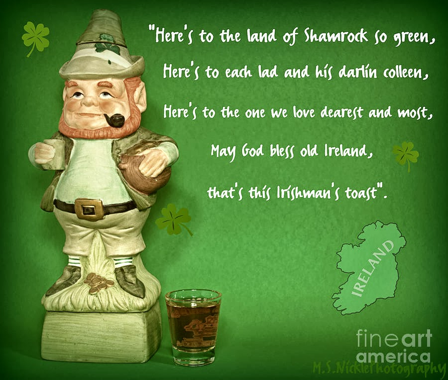 Wedding Toast Quotes From Movies: Irish Wedding Sayings And Quotes. QuotesGram