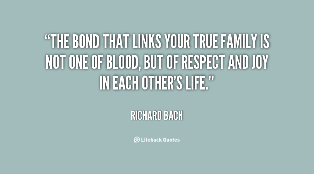 Quotes About Family Sticking Together: Quotes About Family Bonds. QuotesGram