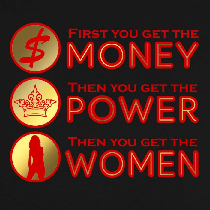 With The Right Woman Scarface Quote: Women Get Money Quotes. QuotesGram