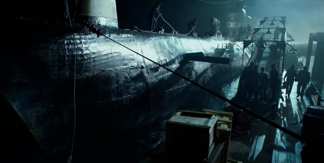 все мистические фильмы про подводные лодки
