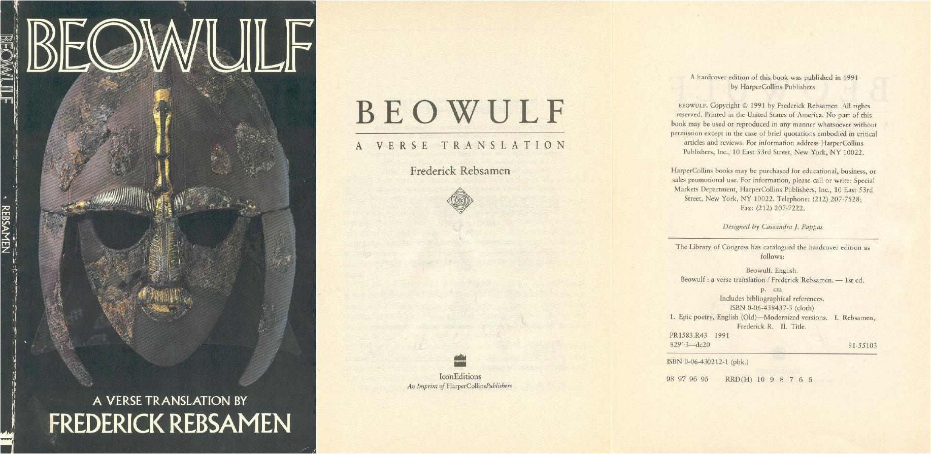 beowulf the monsters and the critics and other essays The monsters and the critics, the single most influential article ever written on beowulf in the poem's 200-year critical history (by the way, the 200th anniversary of the first edition of beowulf will occur in just four years, so there's still time to plan a party.