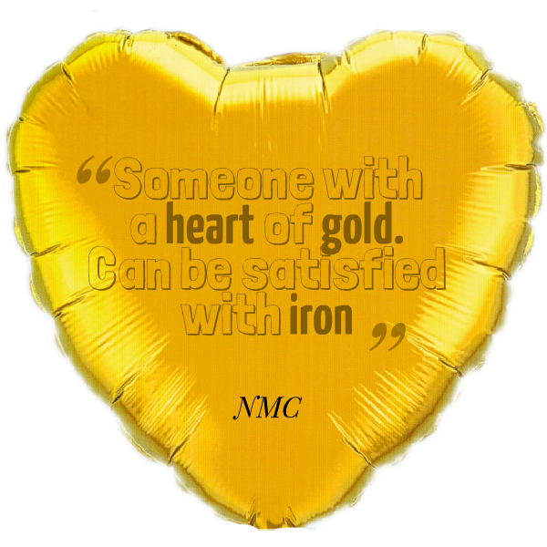 Heart Of Gold Quotes. QuotesGram