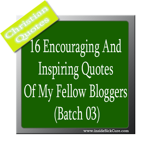 Good Quotes For Encouragement: Inspirational Quotes Christian Encouragement. QuotesGram
