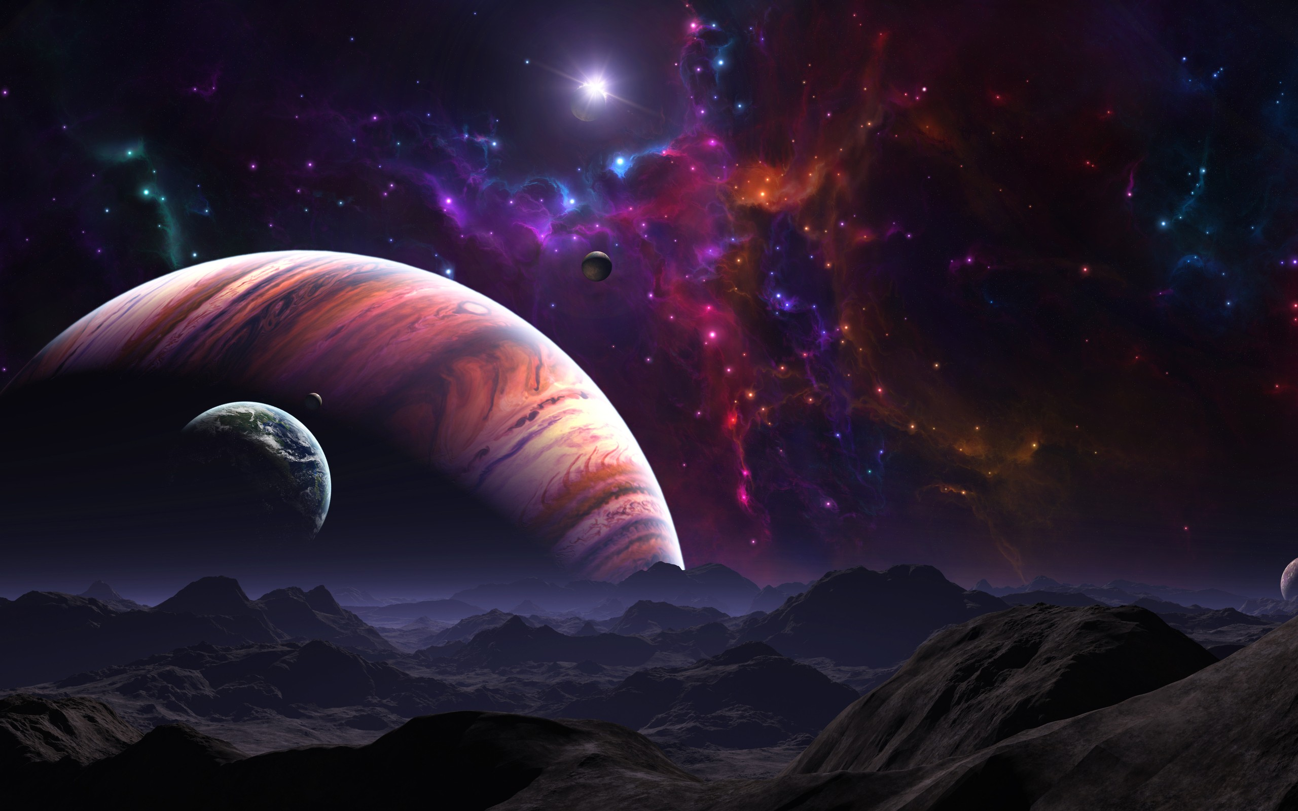 Coolest Wallpapers In The Universe
