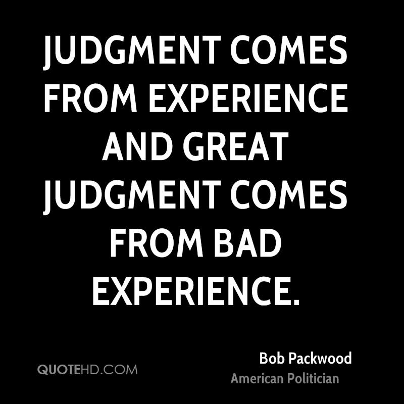 Quotes About Experience: Bad Experience Quotes. QuotesGram