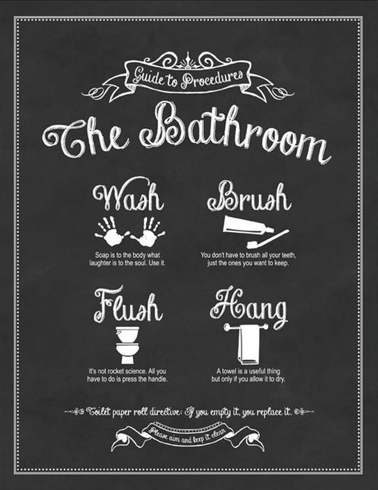 Printable Quotes To Frame Bathroom Quotesgram