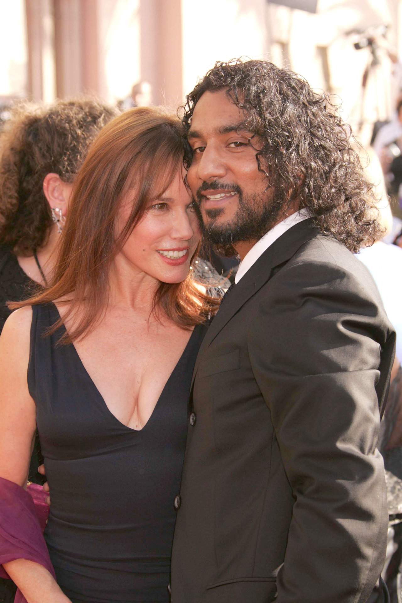 The gallery for --> Barbara Hershey Naveen Andrews