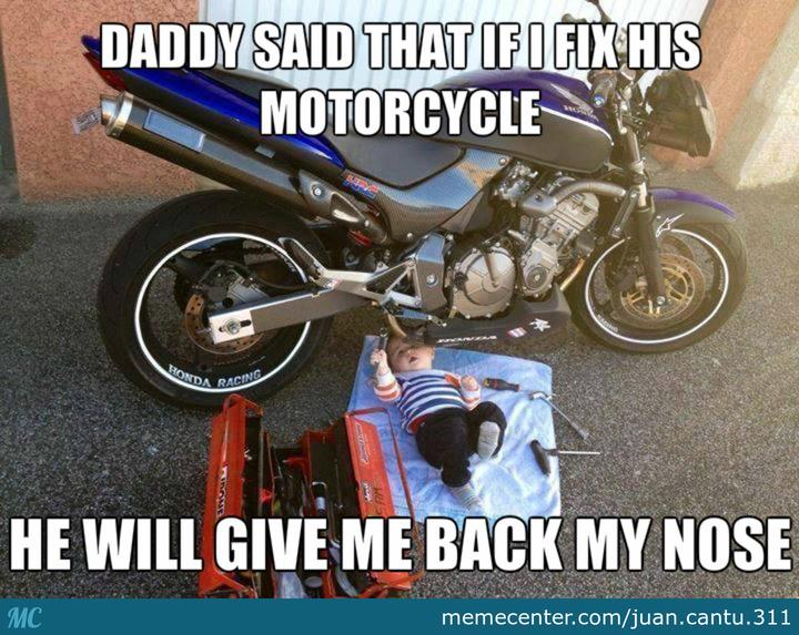 Yamaha Motorcycle Jokes