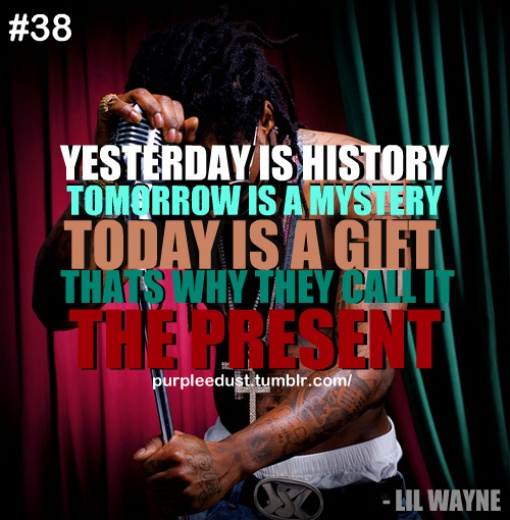 Lil wayne way of life lyrics