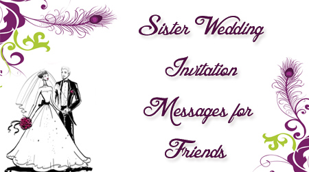 Sister Marriage Invitation Message In Marathi Matik For