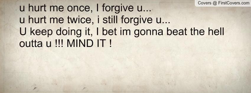U Hurt Me Quotes. QuotesGram