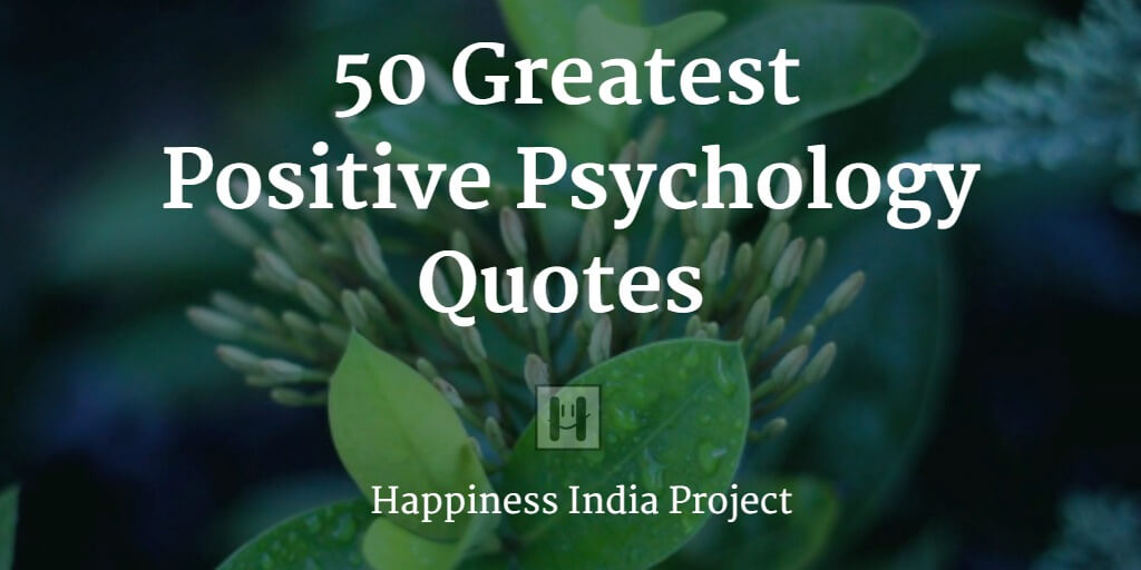 Martin Seligman Positive Psychology Quotes Quotesgram