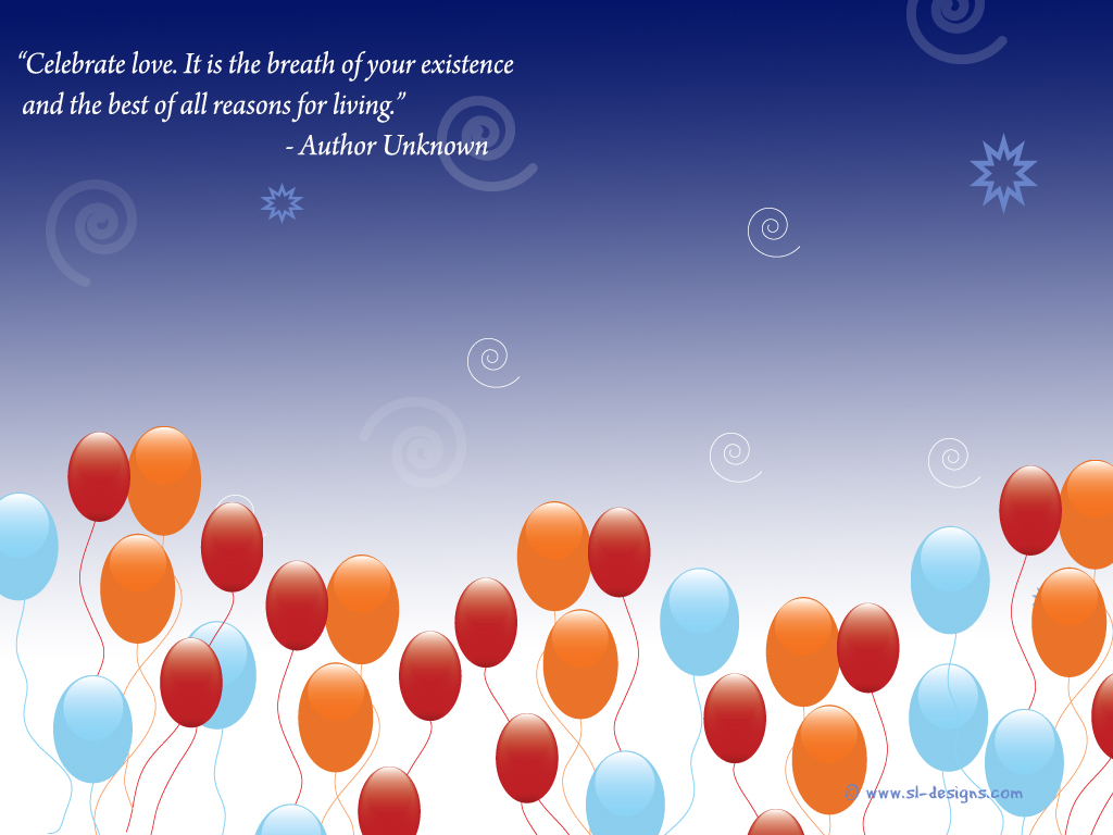 Completely Satisfied Birthday Wallpapers: Celebrate Party Quotes. QuotesGram