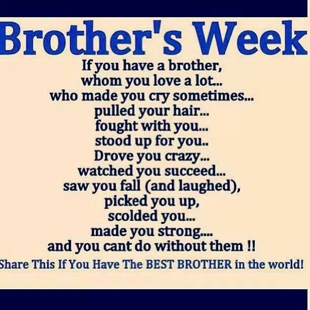 Brother And Sister Support Quotes: I Miss My Brother Quotes And Sayings. QuotesGram
