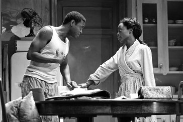 a raisin in the sun alternate ending A summary of act iii in lorraine hansberry's a raisin in the sun  never-ending  human misery demoralizes her, and she no longer sees a reason to fight.