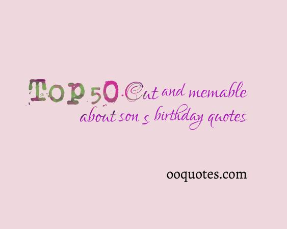 Son Funny Birthday Quotes: Funny Quotes About Sons. QuotesGram