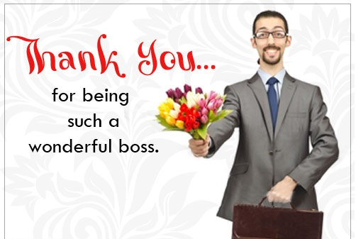 Thank You Boss Funny Quotes. QuotesGram