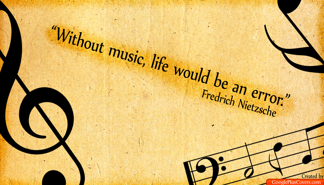 Music Quotes: Quotes About Life Without Music. QuotesGram