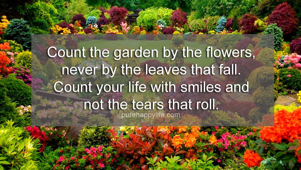 Inspirational Garden Quotes Quotesgram