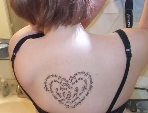 Heart Beat Tattoo Quotes. QuotesGram