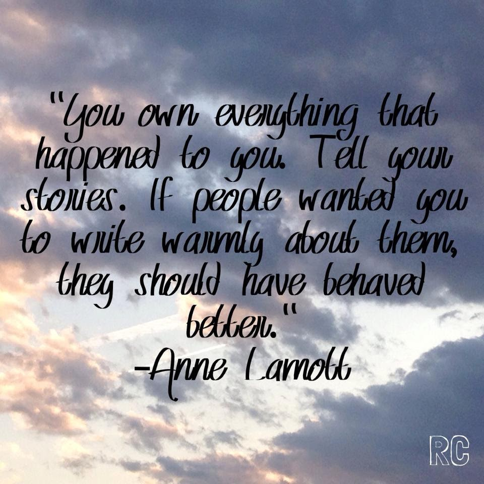 Persistence Motivational Quotes: Ann Lamont Quotes. QuotesGram