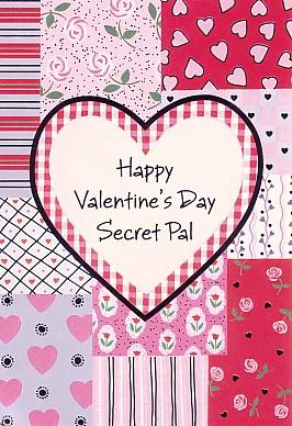 Secret Valentine Quotes QuotesGram