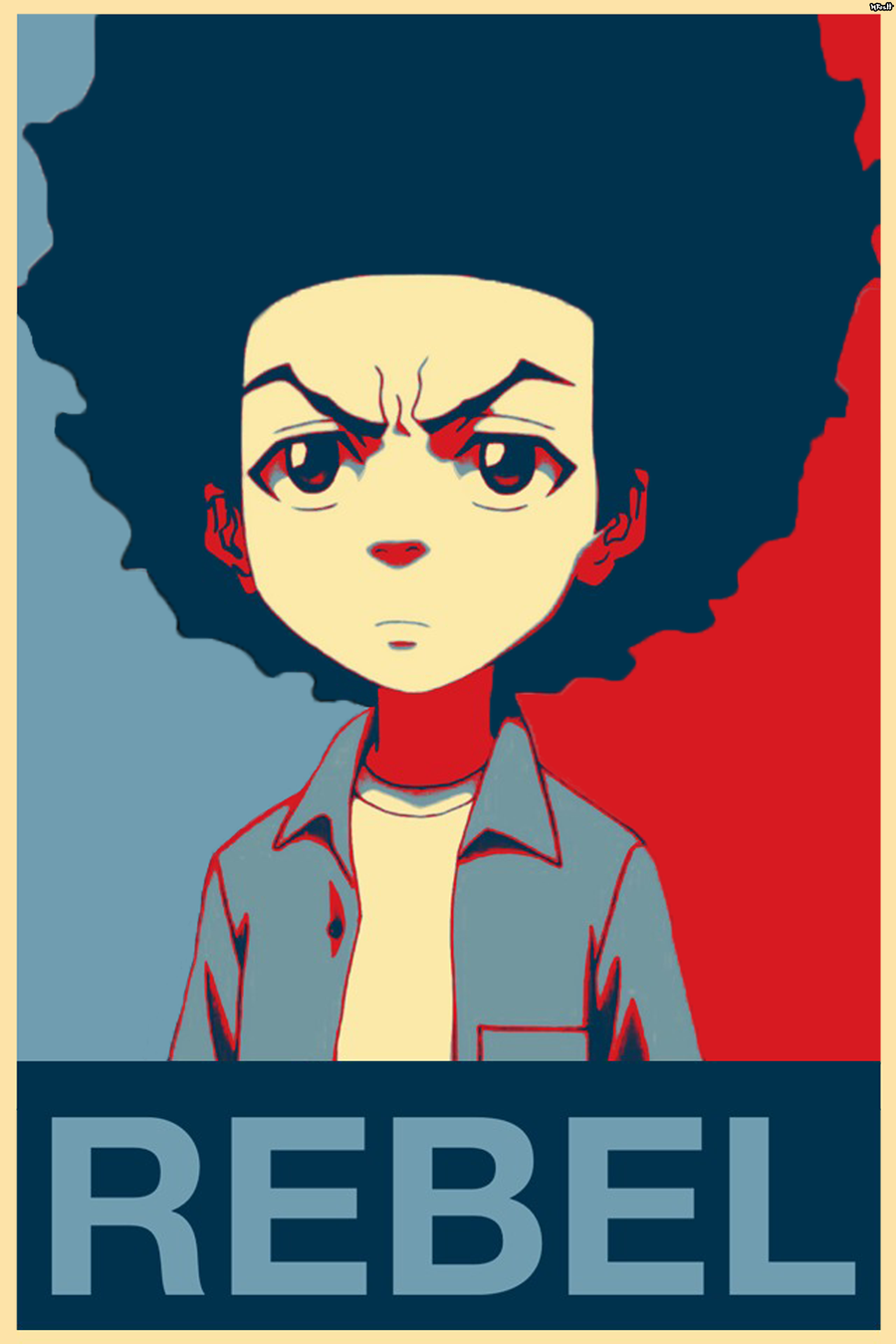 Huey Freeman Meme