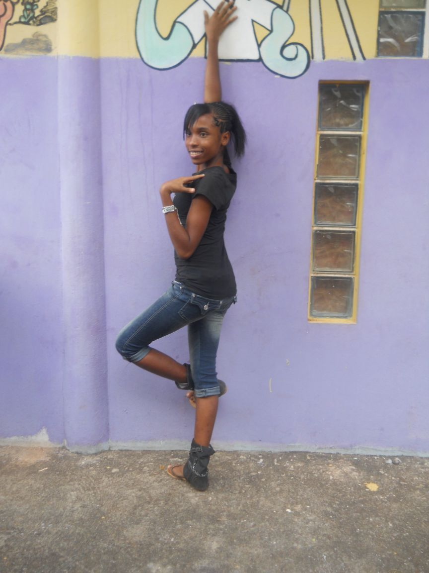 jamaica girl