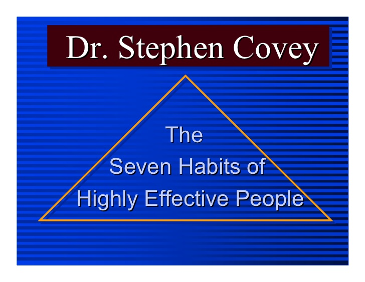 stephen r covey 7 habits pdf