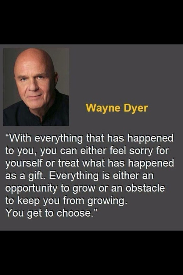 Wayne Dyer Quotes On S...L For Lee In Real Life