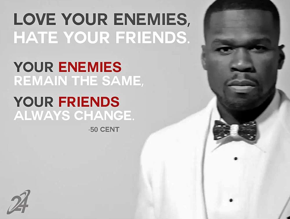 50 Cent Hater Quotes. QuotesGram