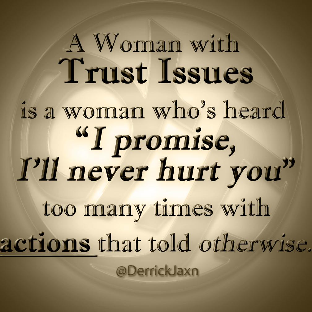 Trust Issues Quotes Tattoos. QuotesGram