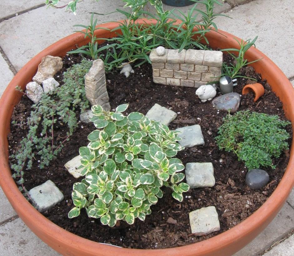 Fairy Herb Garden Quotes Quotesgram