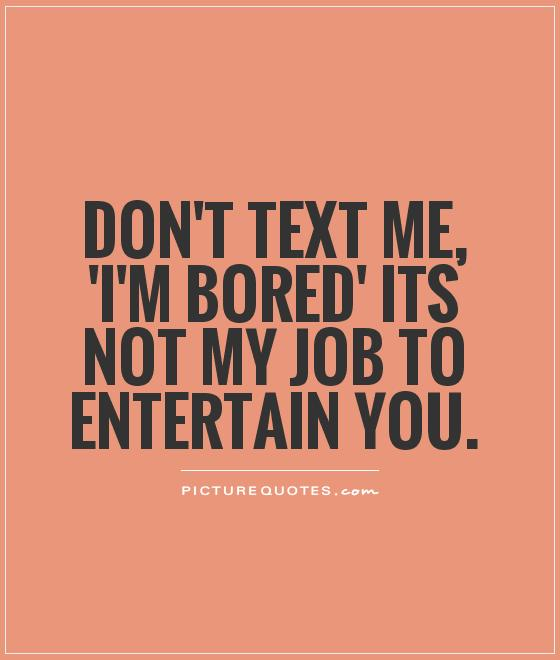 I Love You Quotes: When You Dont Text Me Quotes. QuotesGram